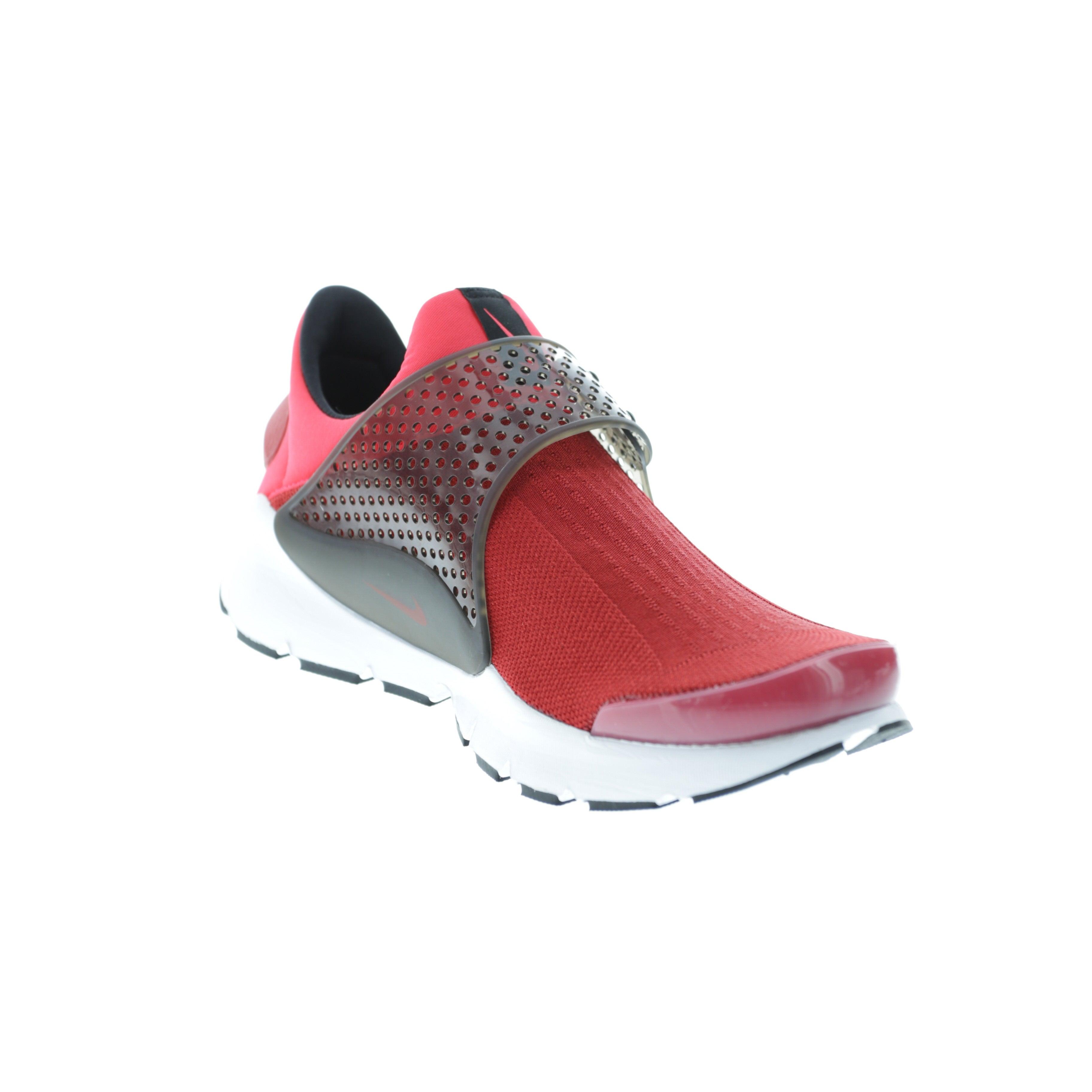 Nike Sock Dart KJCRD RedBlackWhite