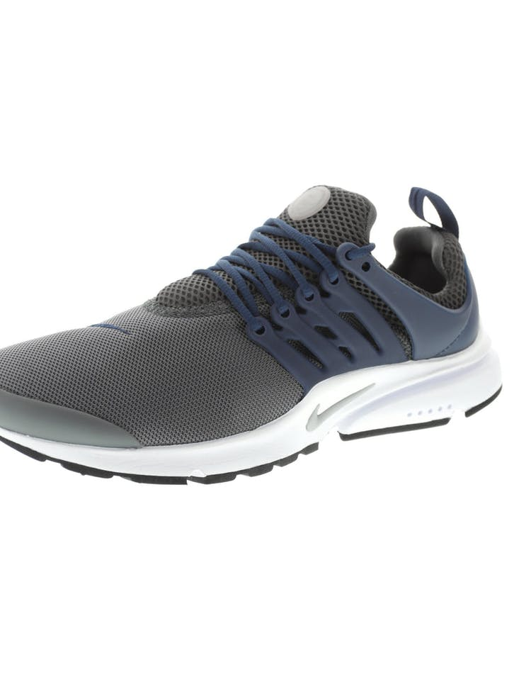 new arrival 17771 000a2 Nike Air Presto Essential Dark Grey Midnight Navy White Metallic Silve –  Culture Kings
