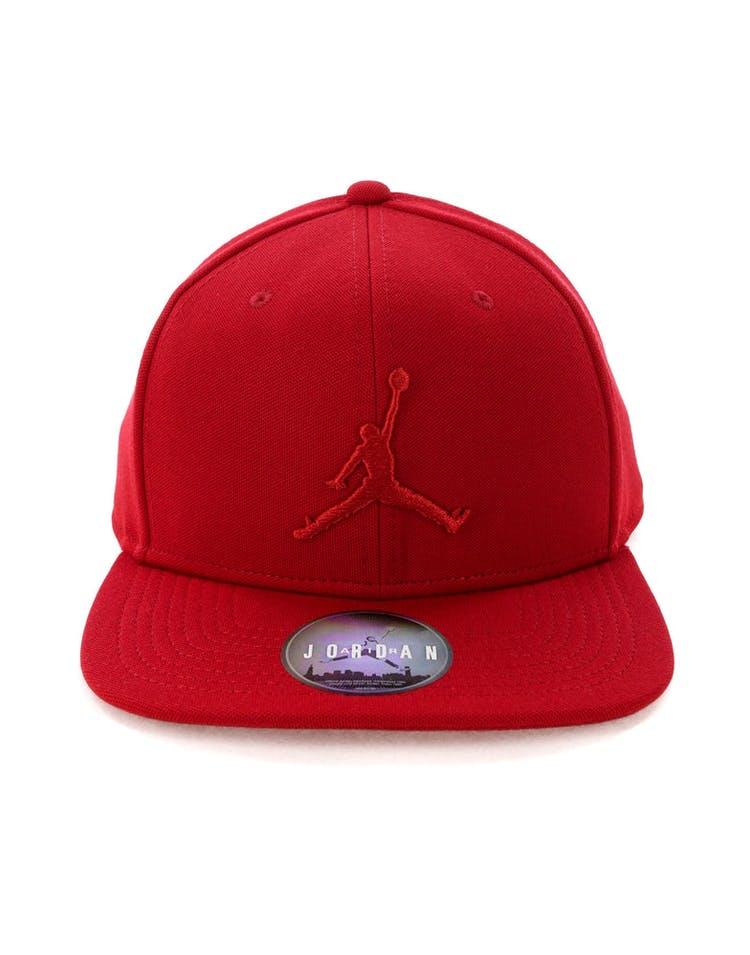 be3cb84e997 Jordan Jumpman Snapback Red – Culture Kings