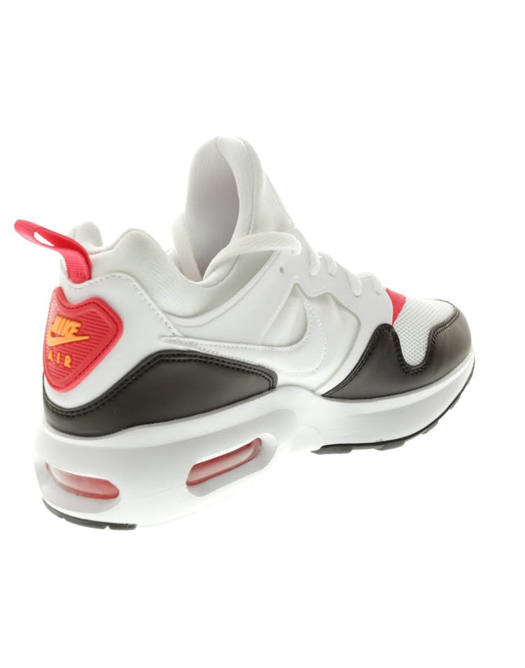 the latest 458f3 aef08 Nike Air Max Prime White Red Black