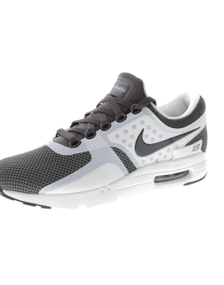 reputable site 5831a b3a41 Nike Air Max Zero Essential Dark Grey/White