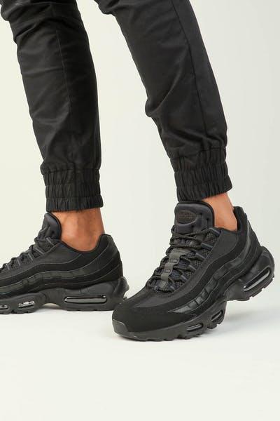 sports shoes 1d0a9 9db2b Nike Air Max 95 Black Black Anthracite