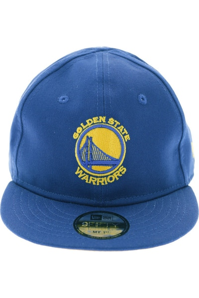 My 1st Warriors Snapback Royal/Gold
