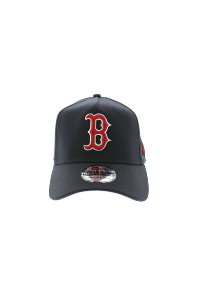 New Era Red Sox A-Frame 3930 Navy