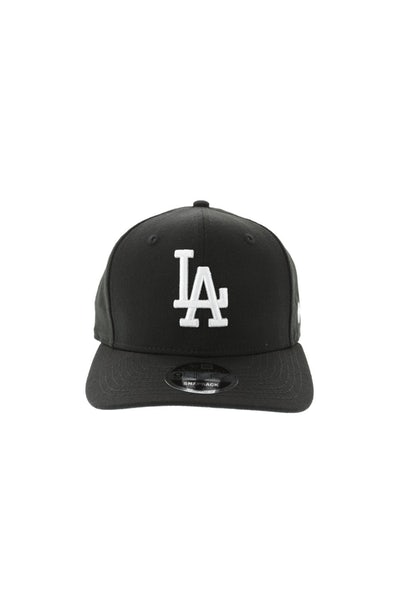 New Era Dodgers 950 Original Fit Precurve Snapback Black/White