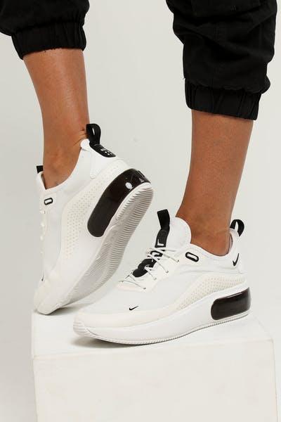 5ec73fef97be Nike Women s Air Max DIA White Black White
