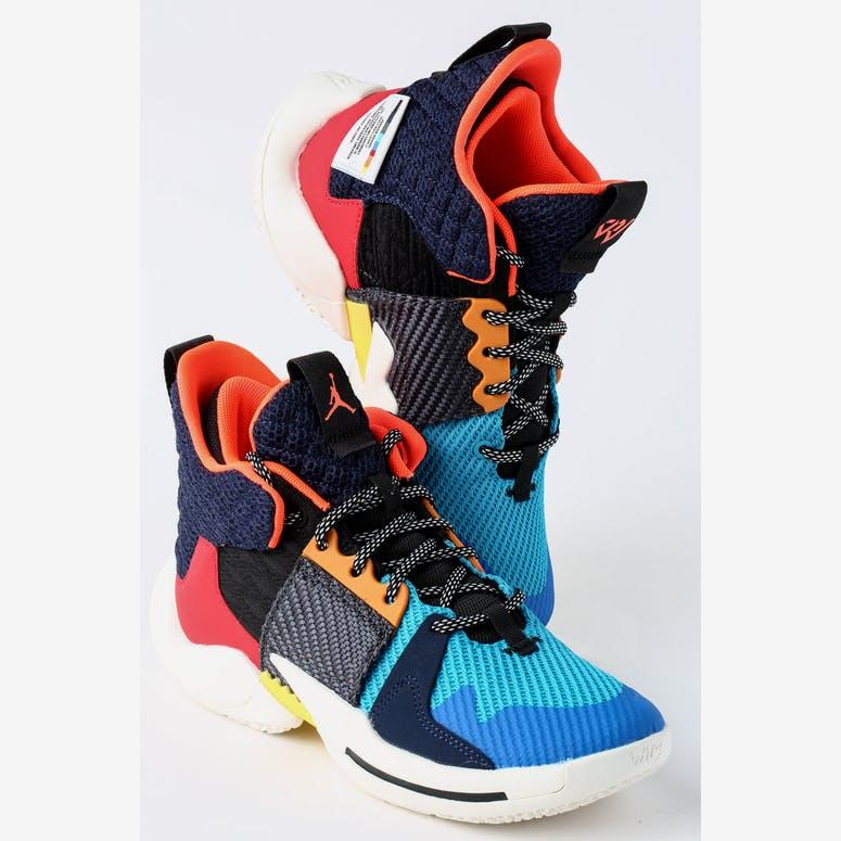 30f18ae3eaf8 Jordan Why Not Zer0.2 (GS) Multi-Coloured – Culture Kings