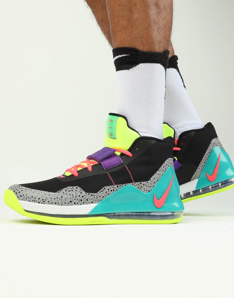 sports shoes 736df 20d03 Nike Air Force Max Multi-Coloured