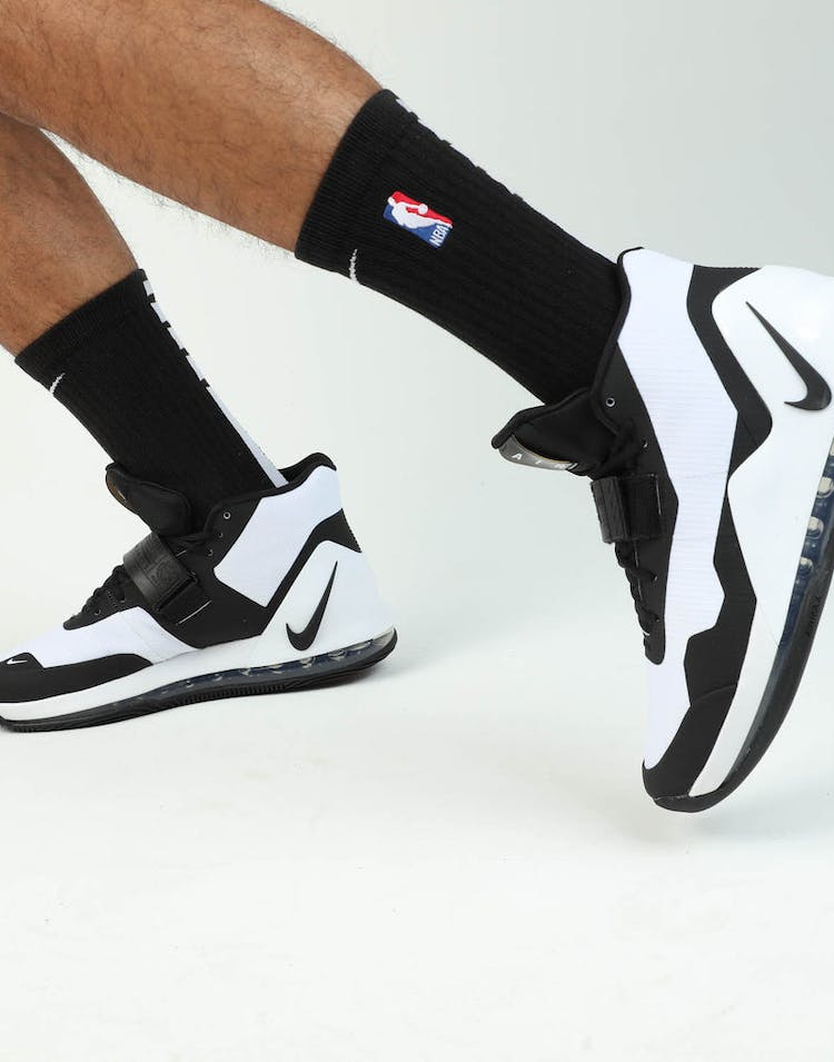 Nike Air Force Max White/Black/Red