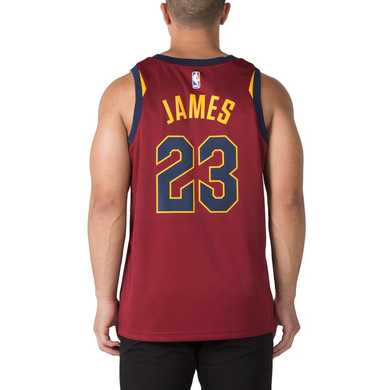 lebron james 23 cleveland cavaliers nike icon edition. Black Bedroom Furniture Sets. Home Design Ideas