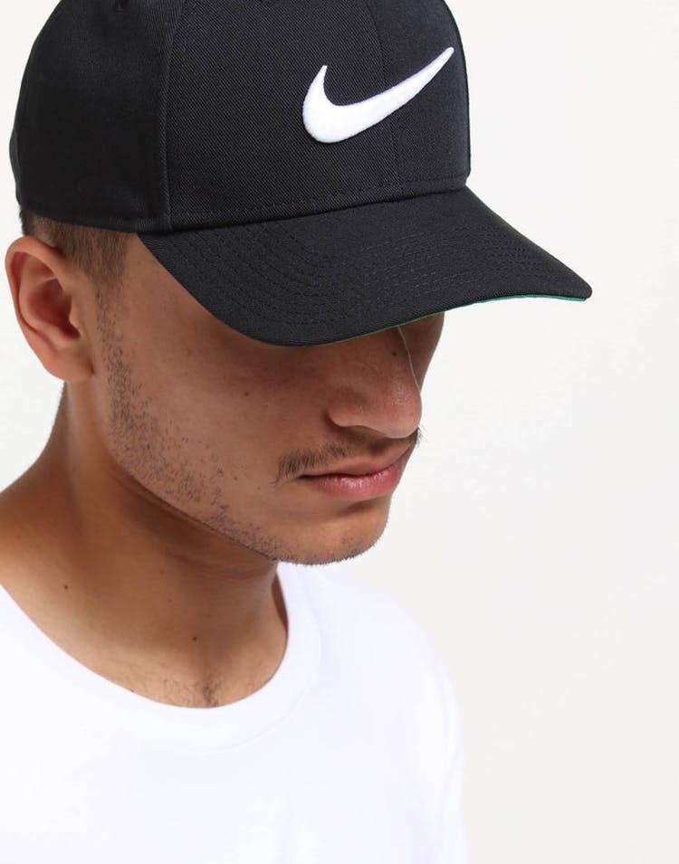 6b6356bec Nike U NK Pro Cap Swoosh Classic Dark Black/Green/Black