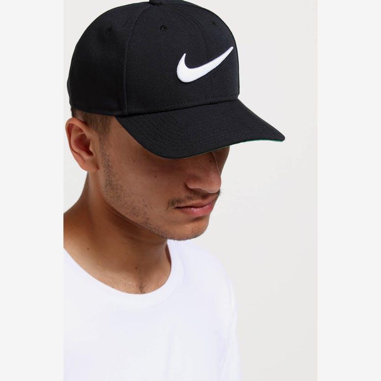 Nike U NK Pro Cap Swoosh Classic Dark Black Green Black – Culture Kings 5ac02d93b77f