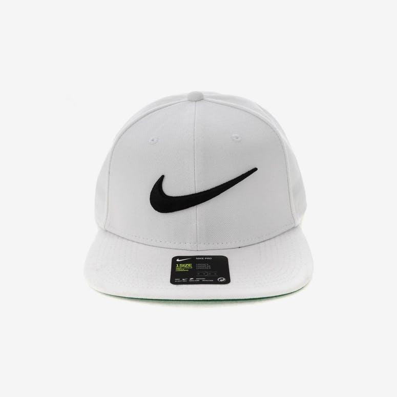 Nike U NK Pro Cap Swoosh Classic White Green Black – Culture Kings 527ca0fb77b2