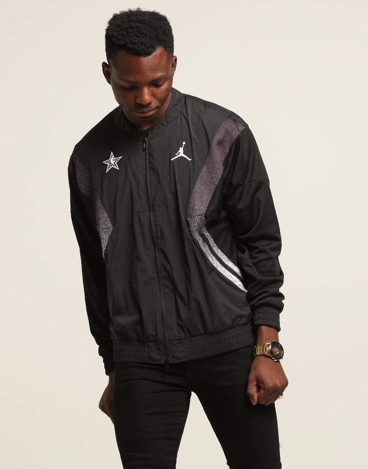 Nike 2019 NBA All-Star Weekend Game Jacket Black