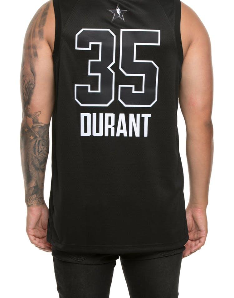 big sale 2c99a f9bcc Kevin Durant All-Star Edition Swingman Jersey Black