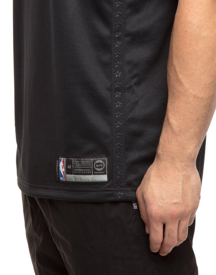 426846f07cd Anthony Davis All-Star Edition Swingman Jersey Black – Culture Kings