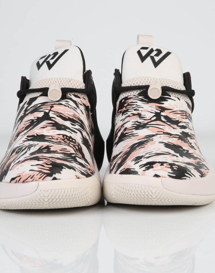 sports shoes f0cca d20c3 Jordan Why Not Zer0.1 Low (GS) Black Coral