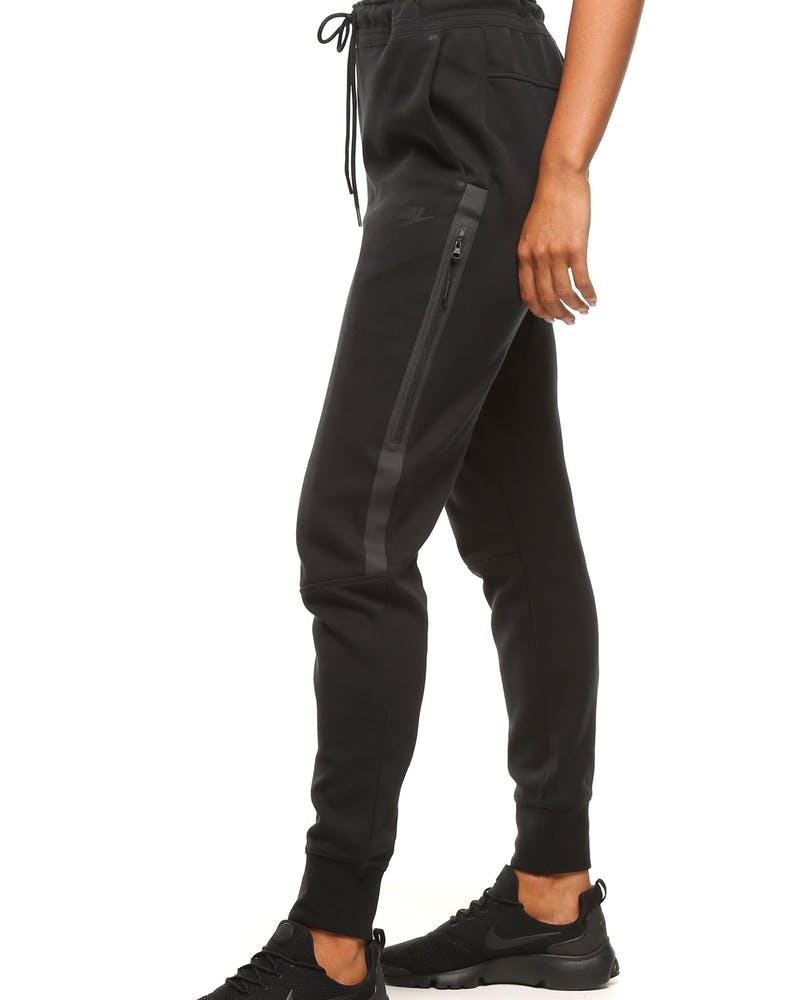 Nike Women S Tech Fleece Pants Black Black Culture Kings