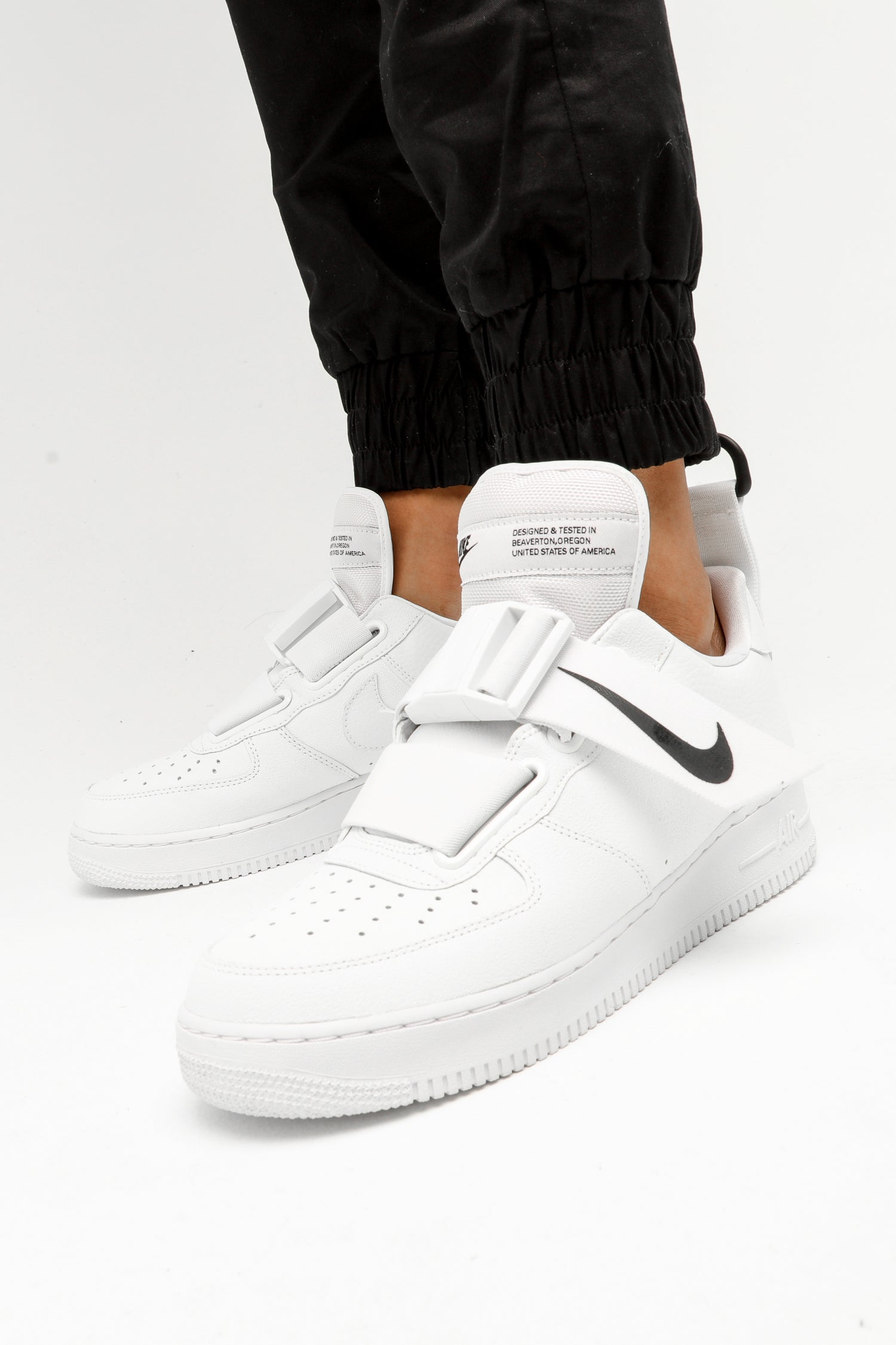 Nike Air Force 1 Mid Obsidian Grey (Size 9.5) DS — Roots