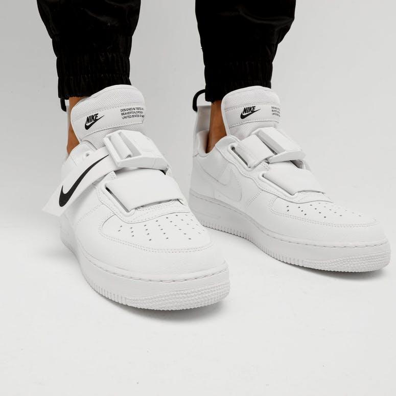 Nike Air Force 1 Utility White/White/Black