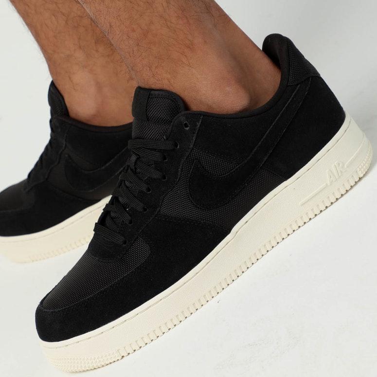Nike Air Force 1 '07 1 Black/Black/Ivory