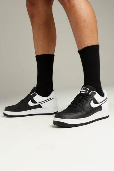 official photos 78472 fc236 Nike Air Force 1 07 LV8 1 BlackWhite