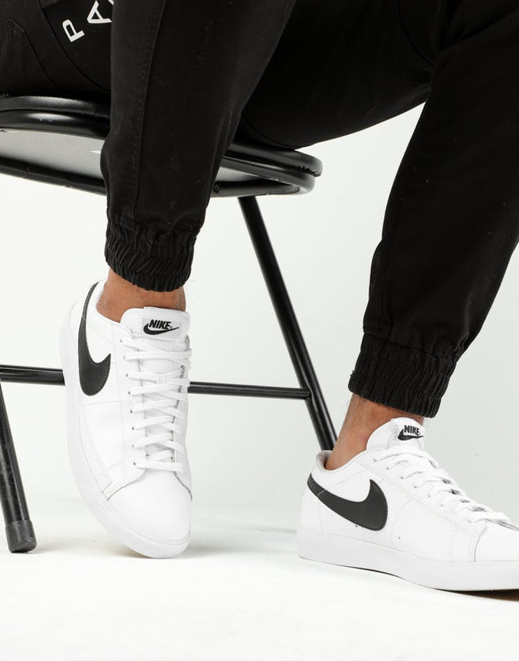 buy popular 45ded a2bc1 Nike Blazer Low LX White Black – Culture Kings