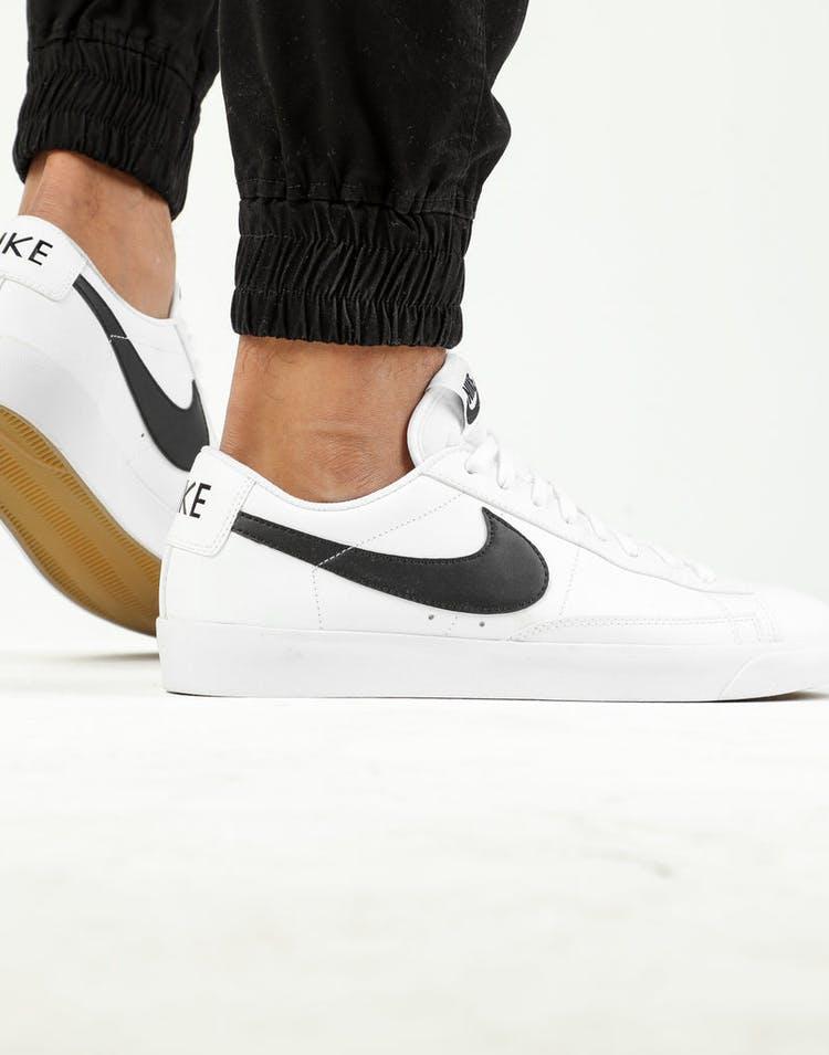 sports shoes 26cbe 59ccc Nike Blazer Low LX White/Black