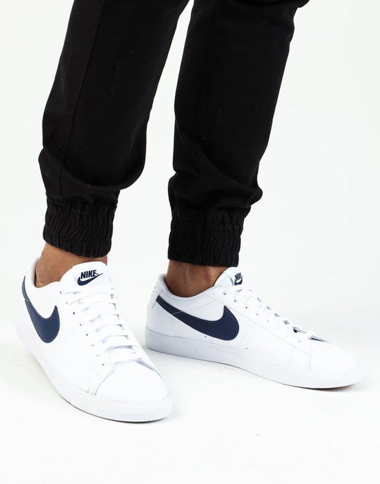 buy online 4b6e1 b8321 Nike Blazer Low LX White/Navy
