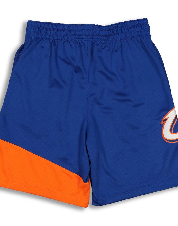 aa01b40db Nike Cleveland Cavaliers City Edition Swingman NBA Short  18 Blue White