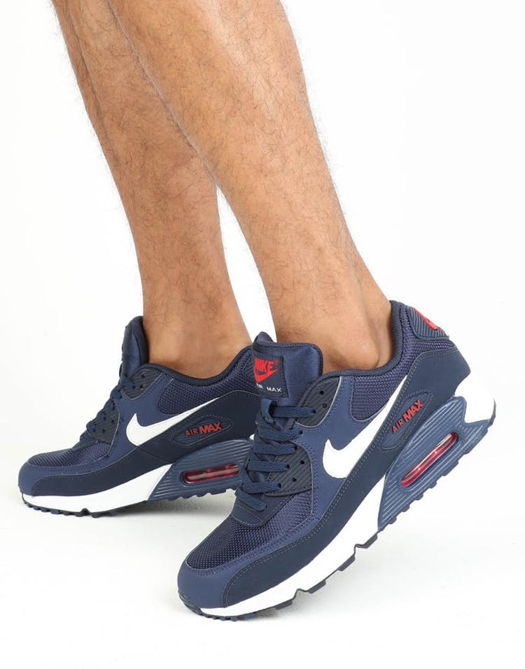 best loved 2800b cc60c Nike Air Max  90 Essential Midnight Navy – Culture Kings