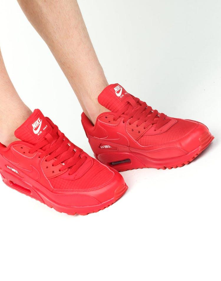 hot sales ee67d 270bc Nike Air Max  90 Essentials University Red