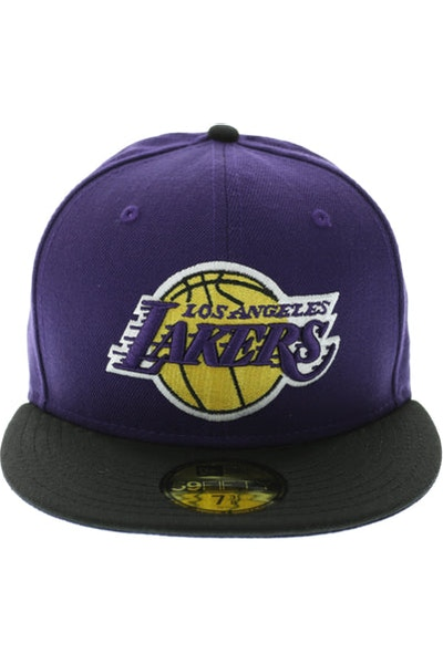 New Era Los Angeles Lakers 5950 Fitted Purple/Black