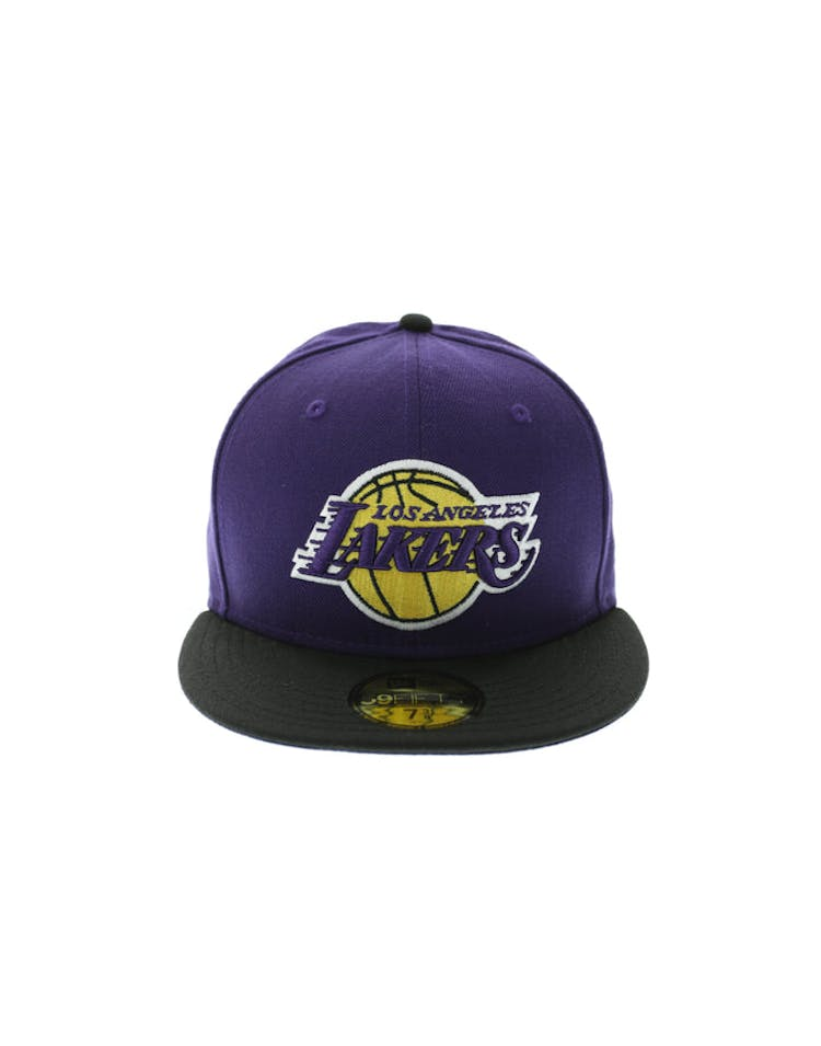 563120bc1c36ef New Era Los Angeles Lakers 59FIFTY Fitted Purple/Black – Culture Kings