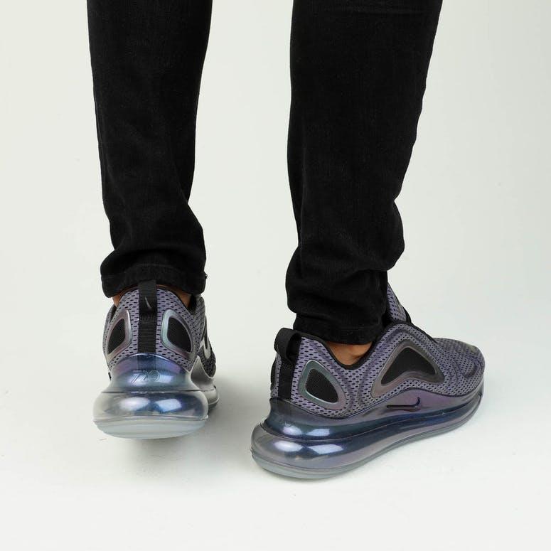 Nike Air Max 720 OG Silver Black Metallic – Culture Kings 38d910a34