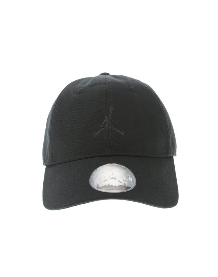 9ff889ce6268df Jordan Jumpman Floppy H86 Strapback Black Black – Culture Kings