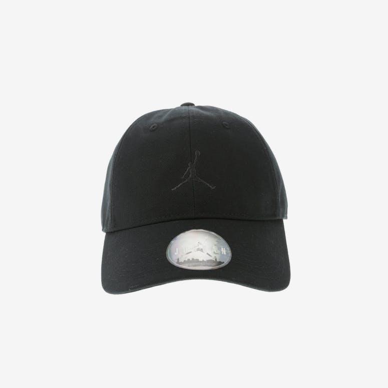 75965f3cc73 Jordan Jumpman Floppy H86 Strapback Black Black – Culture Kings