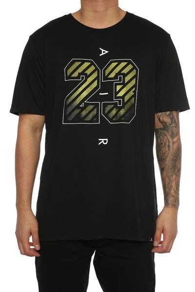 Jordan Dry 23 Air Men's Tee Black