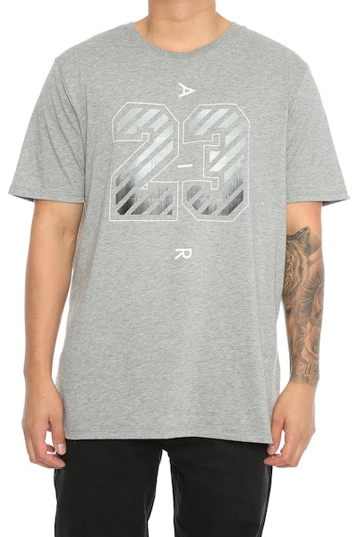 Jordan Dry 23 Air Tee Dark Grey
