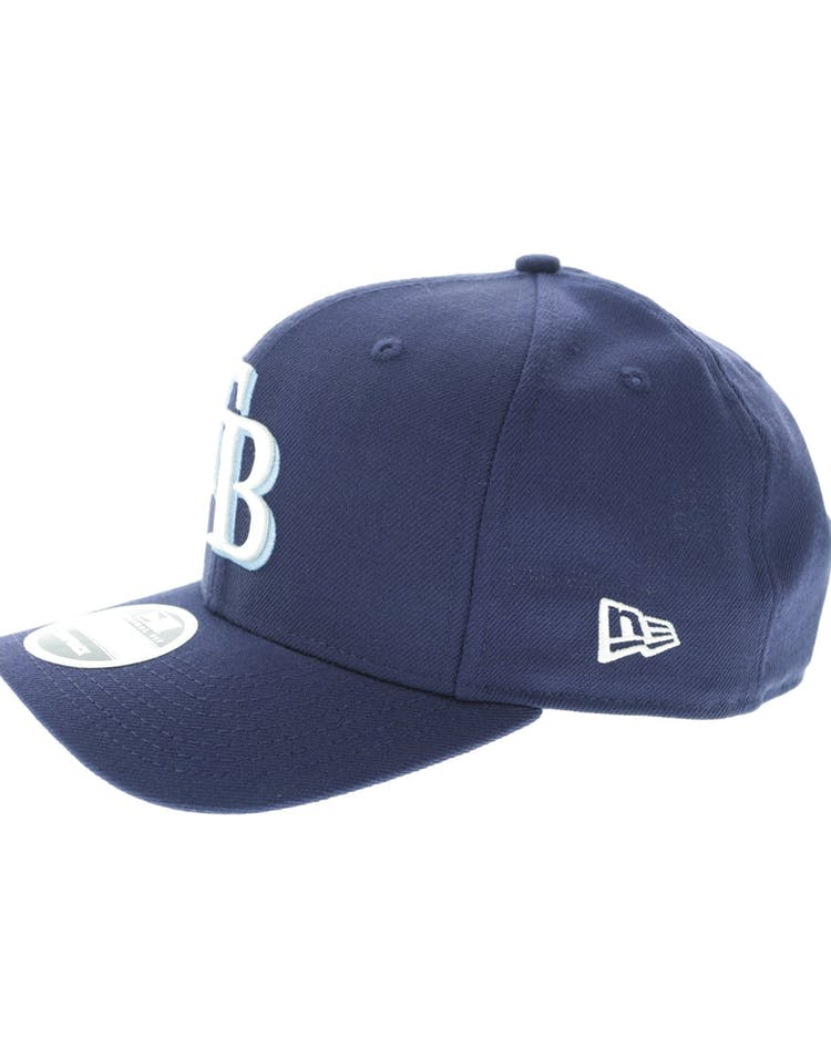 aefec8056 New Era Tampa Bay Rays 950 Original Fit Precurve Snapback Navy