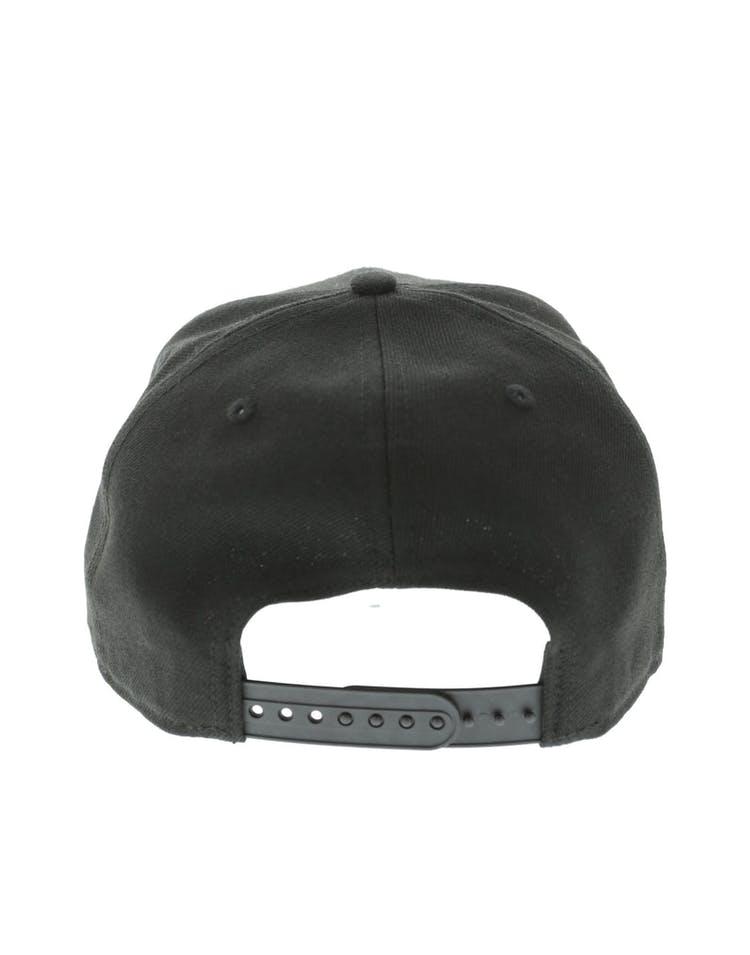 quality design f2de0 262a6 New Era Miami Marlins 950 Original Fit Precurve Snapback Black