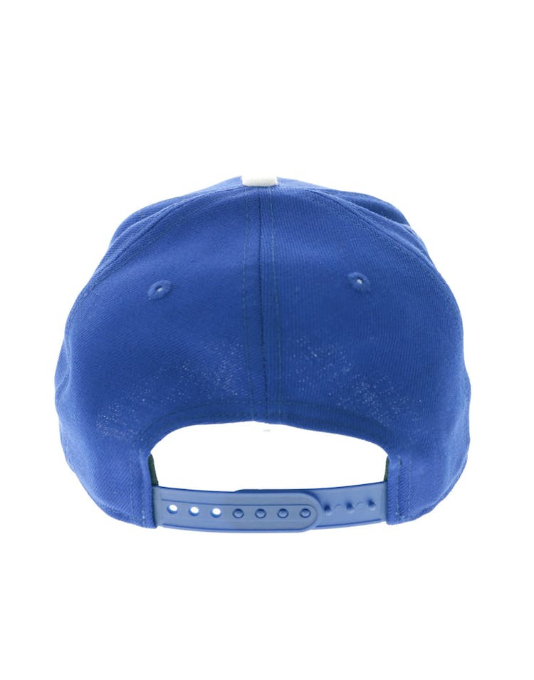 new concept db808 d2add New Era Kansas City Royals 950 Original Fit Precurve Snapback Royal