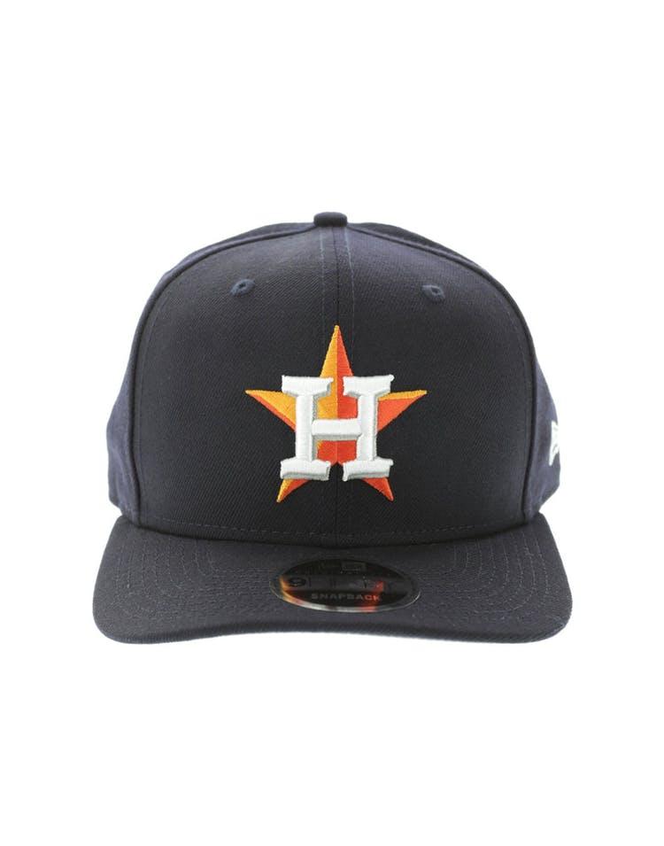 37a56bd43e2 New Era Houston Astros 950 Original Fit Precurve Snapback Navy – Culture  Kings