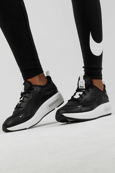 Nike Women's Air Max DIA Black/White/White