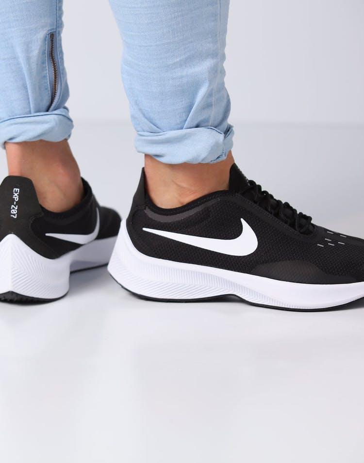de0f0fcc2773 Nike Fast EXP-Z07 Black White