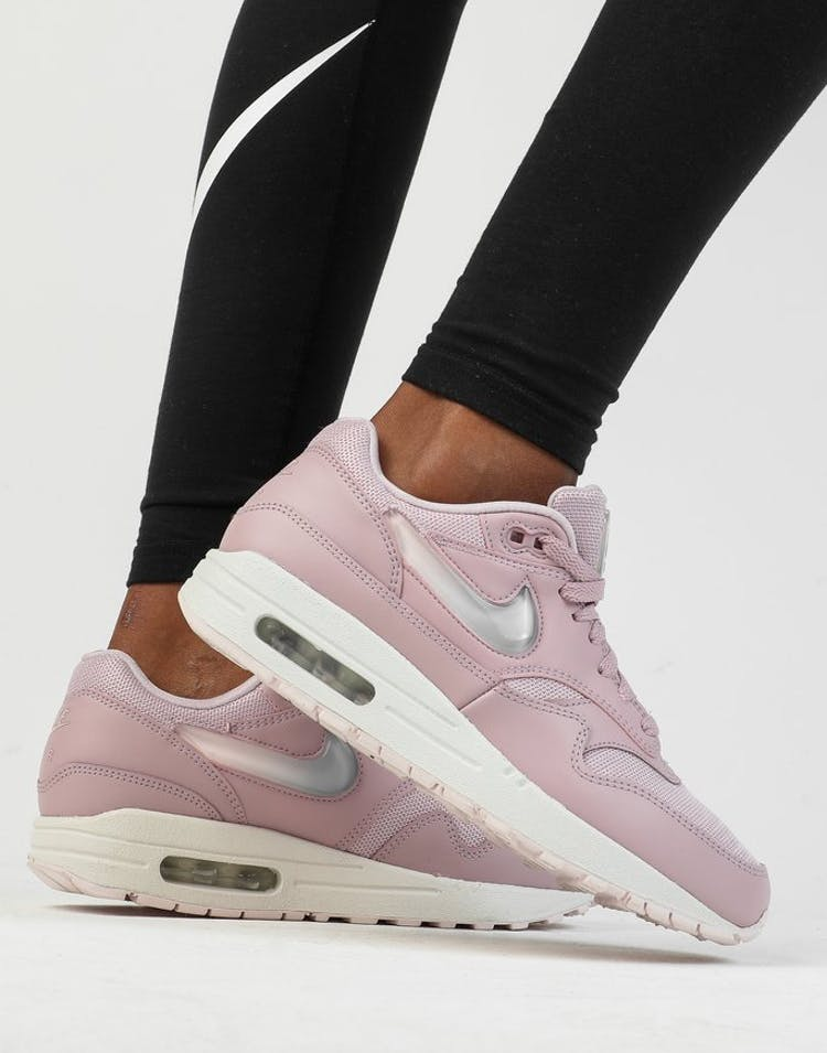 53c7423a2702 Nike Women s Air Max 1 JP Plum Chalk Obsidian Mist – Culture Kings