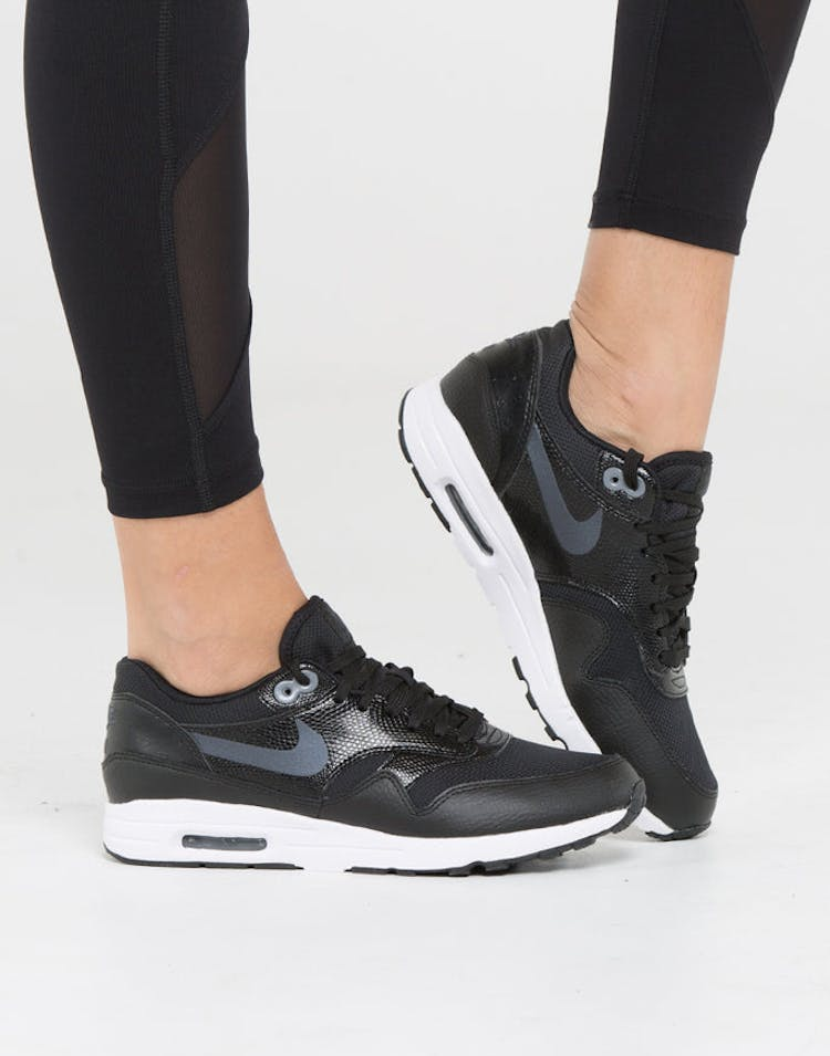 timeless design 53be0 37742 Nike Women s Air Max 1 Ultra 2.0 Black White   881104 002 – Culture Kings