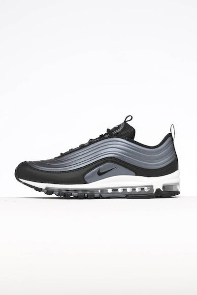 5da0542f3e9b Nike Air Max 97 LX Metallic Blue Black