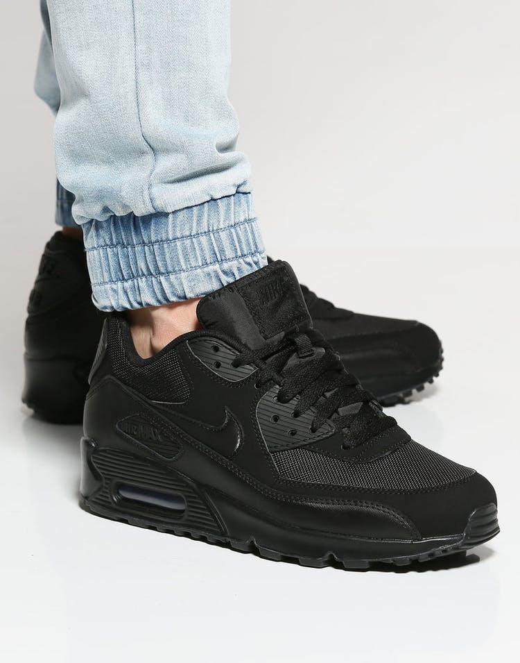quality design 53cdc 50274 Nike Air Max 90 Essential Black Black