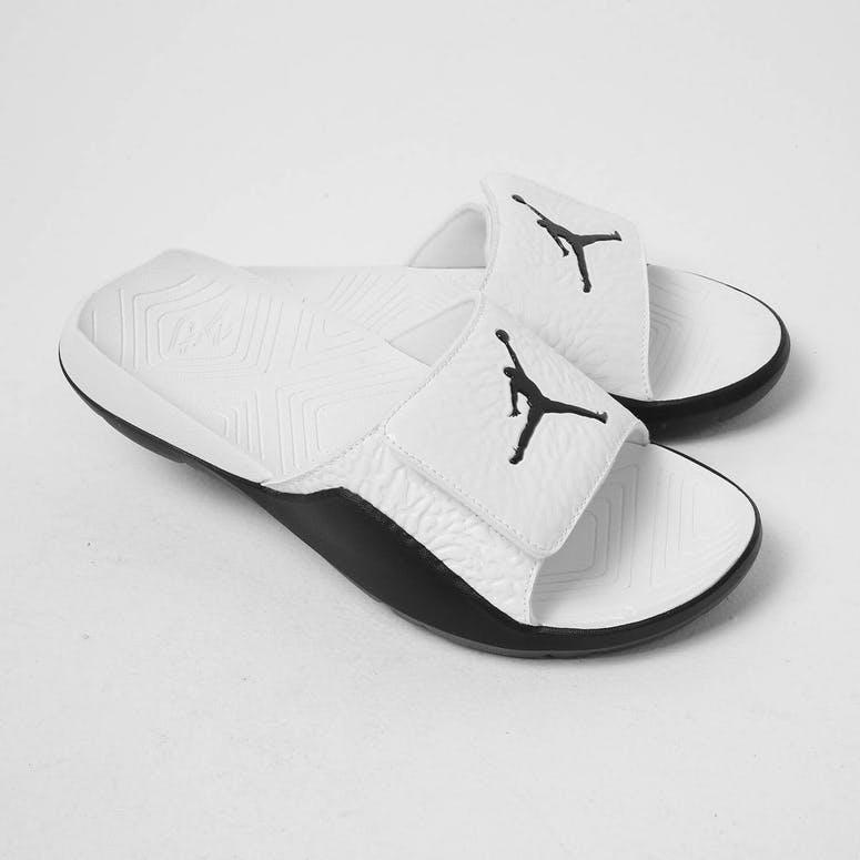 d3f20c6ad Jordan Hydro 7 V2 White Black